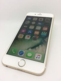 iPhone 6s - o2 / tesco mobile / giffgaff - 16gb - gold - very good condition
