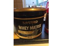 What matrix and scitec nutrition