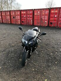 Triumph Daytona excellent condition with great tyres and full service history