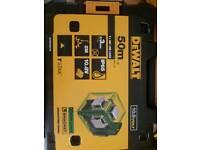 Brand NEW SEALED DeWALT DCE089D1G 10.8v multi cross line Laser