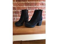 Woman Boots Black