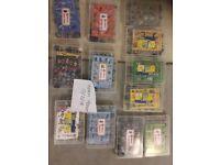 Lego mini figure series sets