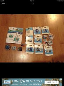 Collectible Rare LOT Olympic Pins