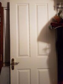 Excellent condition doors