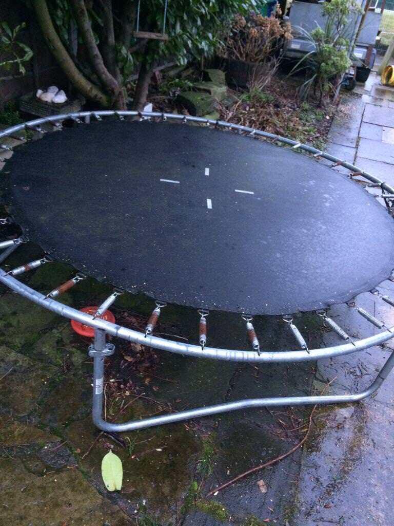 trampoline 10th