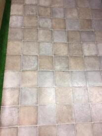 Vinyl flooring off cut , brand new, 3 m x 1.20 bargain, £10