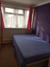 1 double bed room ..in 3bedroom house ..very clean