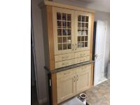 Solid Maple Kitchen For Sale **collection 26th September**