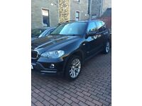 2007 BMW X5 3.0d 4x4 7 seater, 2 keys, £12500