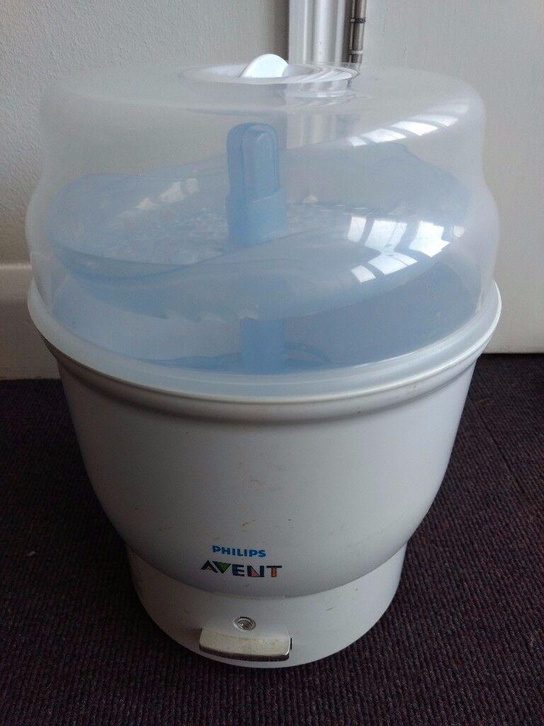 Philips Avent electric steam steriliser (for baby bottles) SCF274