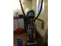 Cross trainer in good condition.