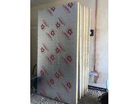 Celotex 120mm insulation 2400 x 1200 kingspan