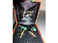 2 sets of Limited Edition Cufflinks in original boxes