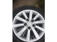 4 Ep2 wheels 17'' good condition offers