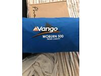 Vango Woburn 500 front canopy
