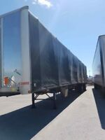 2007 53 ROLL TITE FLATBED  ($26,500)