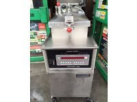 CATERING COMMERCIAL ( ORIGINAL )HENNY PENNY E 8000 FRIED CHICKEN PRESSURE FRYER MACHINE FAST FOOD