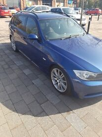BMW M-SPORT AUTO 320D