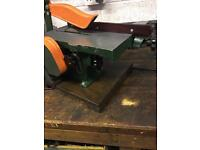 Antique modellers table saw