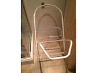 bath stand only, white, good condition
