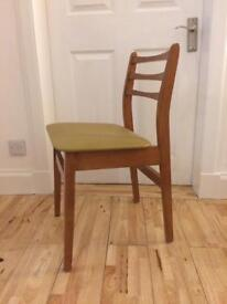 Mid-Century Dining Chairs (4)