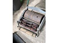 Ransomes Ajax 12in mk5 vintage lawn mower