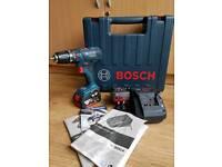 BOSCH Professional 18V. / 2×4.0Ah li-lon