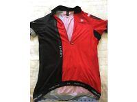 Nalini light compression cycling jersey