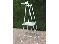 Hedgemaster ladder platform