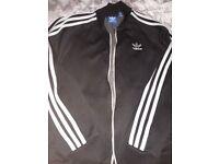 addidas tracksuit jacket size medium