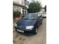Fiat Punto 1.2 2003 FOR SALE great condition