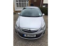Vauxhall Corsa SE FSH Two lady owners