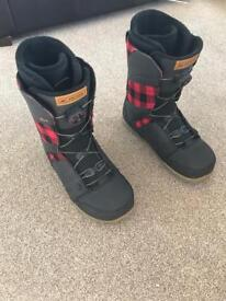 Ride Anthem snowboard boots UK 12