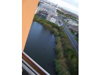 LET AGREED. 8th Floor 1 bedroom, open/water view apartment