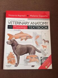 Introduction to Veterinary Anatomy and Physiology Textbook