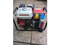 Honda 1500 generator