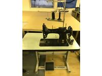 Industrial sewing machine. Singer 132K6.