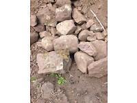 Rocks/Stones for wall/garden