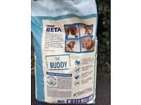 Beta puppy 14kg bag