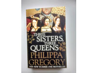 Three Sisters, Three Queens, by Philippa Gregory - great read!!