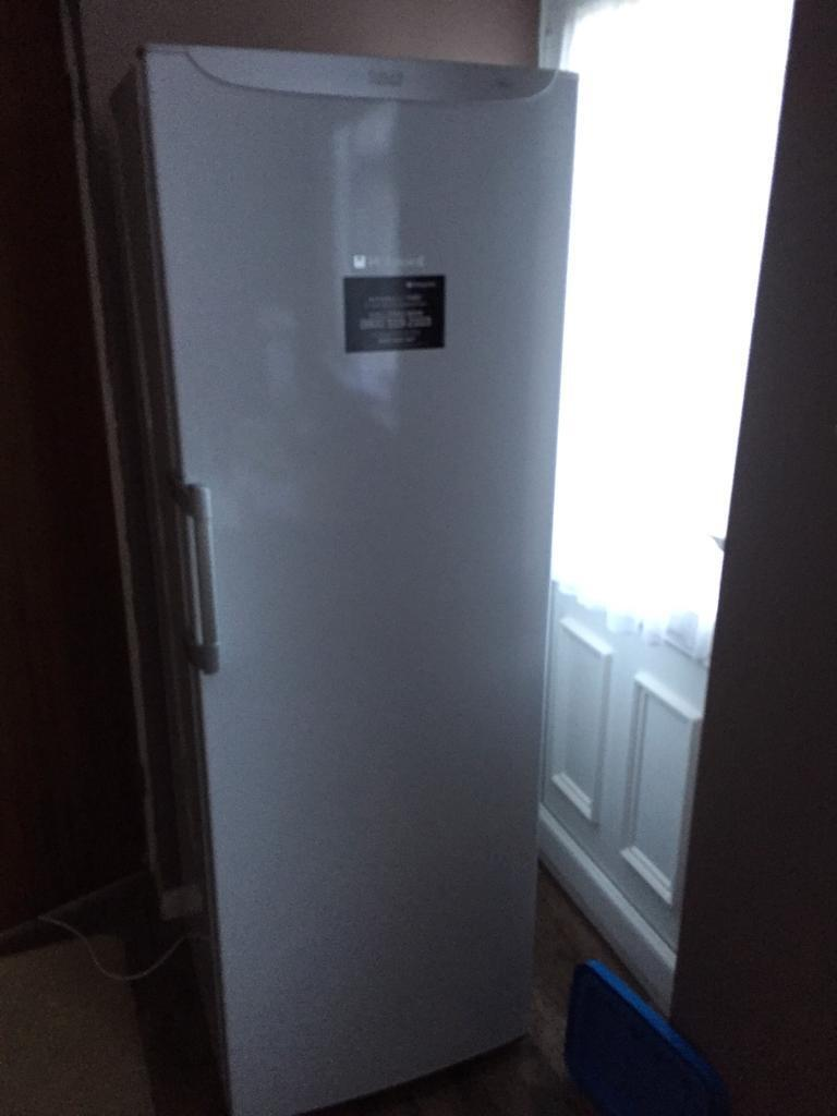 HOTPOINT Tall Freezer in Excellent Condition