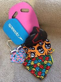 New Assorted swimming accessories