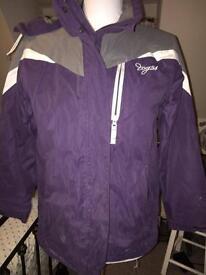 Tog 24 raincoat with fleece 11/12years