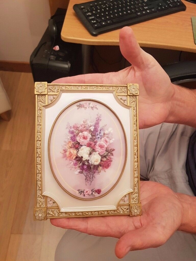 three plates by Lena Liu Timeless Treasures
