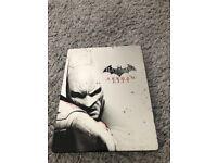 Batman Arkham City limited edition PS3