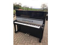 Yamaha U3 black upright piano |Belfast Pianos | free delivery |