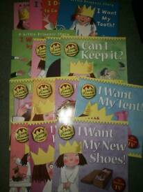 15 Little Princess books in excellent condition