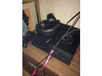 PS4 for sale or swap with an Xbox 1 comes with games and controllers