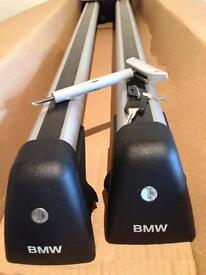 BMW 3 Series Roof Rack Bars