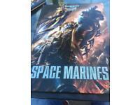 Warhammer Space Marines Codex.